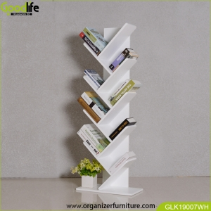 China Wood bookshelf home furniture made in China factory