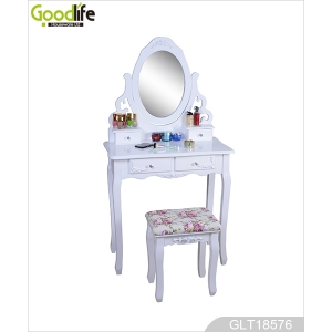 China artistic impressions paintings vanity table set GLT18576 factory
