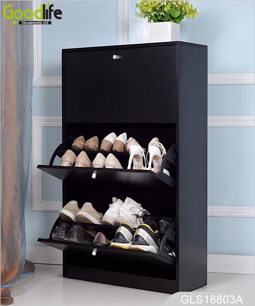 Amazon ebay best seller shoe holder wooden shoe storage cabinet ...