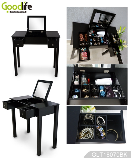 Dressing table and mirror low price white makeup table bedroom furniture  for ladies ... 65ca9788f1