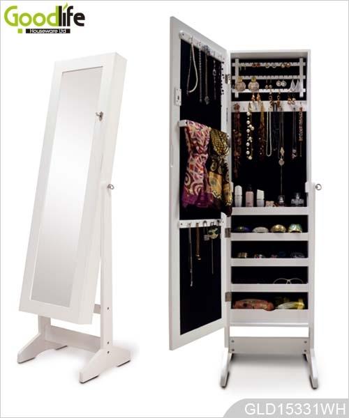 Jewelry Storage Cabinet Dresser