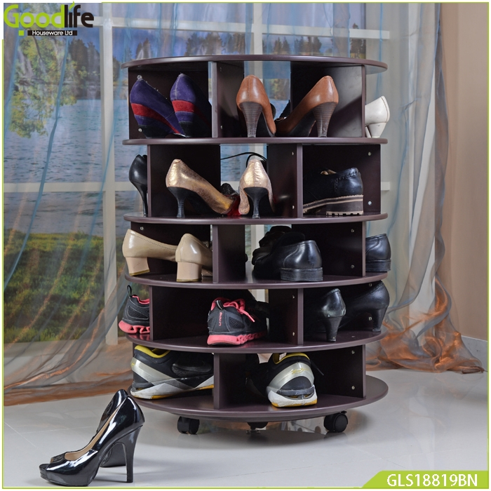 Furniture Rotating Shoe Rack Shoes Organizer Wholesale In