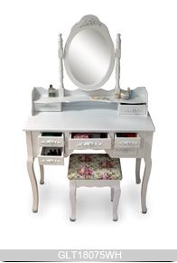 Madera tocador muebles mdf para el dormitorio for Gabinete de almacenamiento para el dormitorio