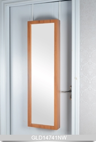 Hanging Over The Door Or Wall Mounted Full Length Mirrored