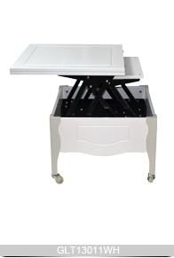 mini folding multiple function wooden table On mini table pliante