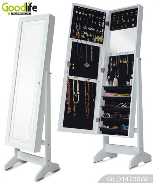Mail Order Kitchen Cabinets: Mail Order Package Mirror Jewelry Cabinet