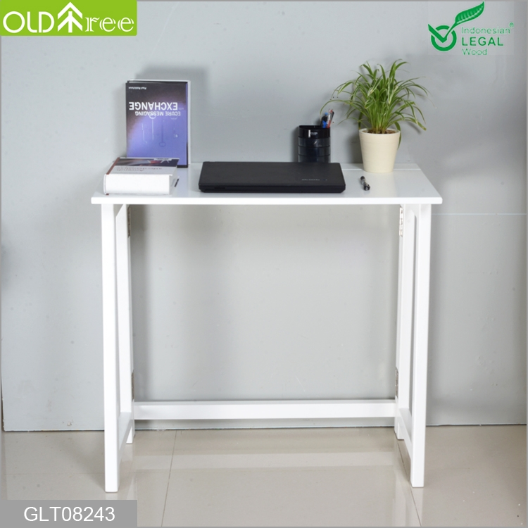 Oem Odm Floor Standing Folding Table Or Dining Table Study