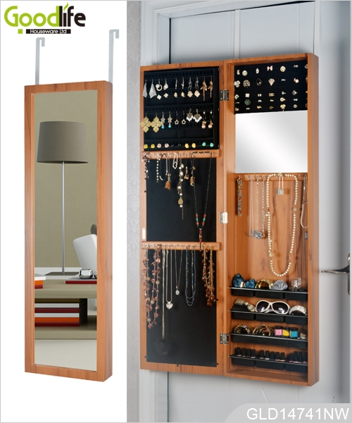 gain de place sur porte armoire bijoux avec plus de la. Black Bedroom Furniture Sets. Home Design Ideas