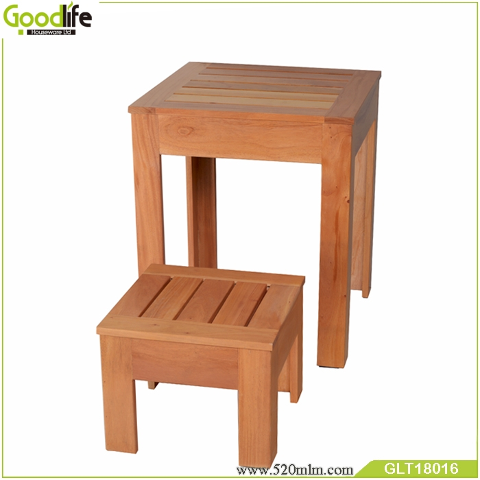 marvellous solid oak living room furniture | Solid wood tea or coffee table living room and outdoor ...