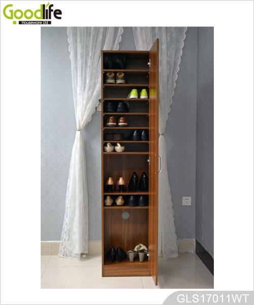 wholesale tall wooden shoe storage cabinet. Black Bedroom Furniture Sets. Home Design Ideas