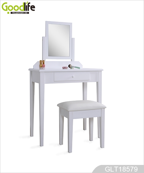 Wholesale Home Furniture Makeup Vanity Table And Mirror