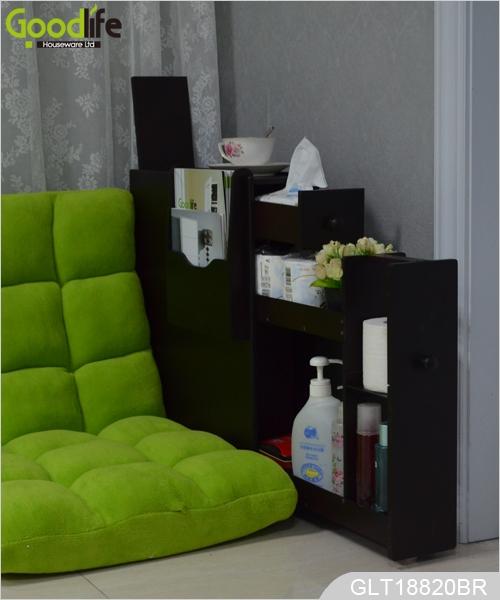 Powierzchnia Drewniana Szafa Narożna Szafa Oszczędzasz łazienka